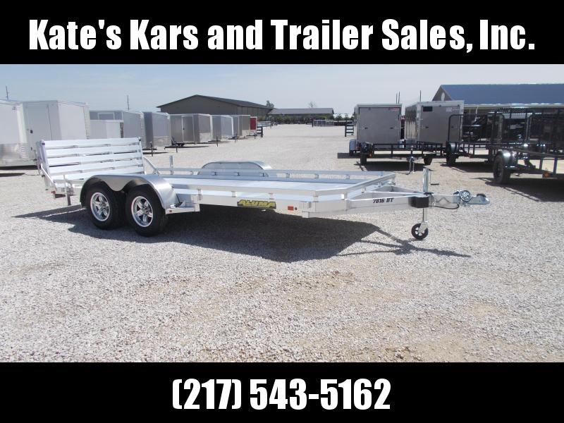 *NEW* Aluma 7816 Utility Aluminum Trailer for sale