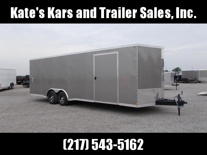 2019 Cross Trailers 8.5X24' Enclosed Cargo Car Trailer 9990 LB GVWR