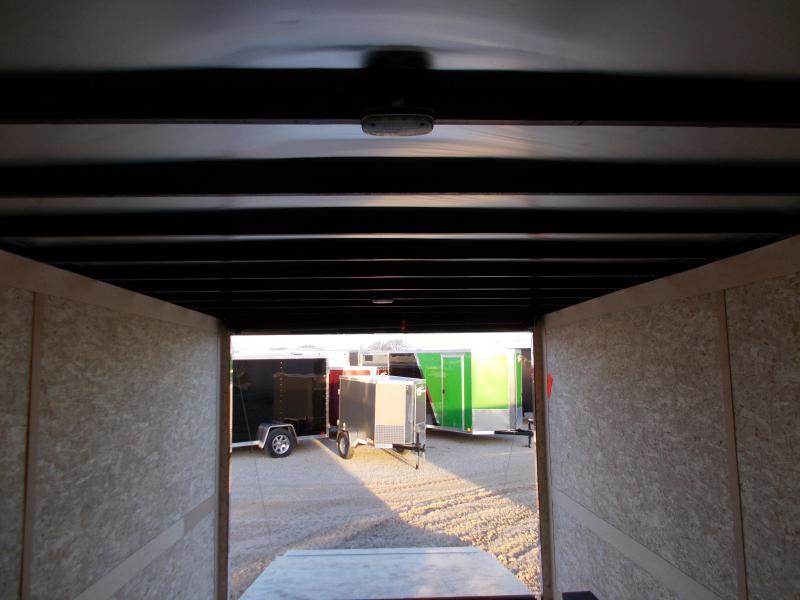 #NEW#  Cross  8.5X16' HD Enclosed cargo trailer Car Hauler