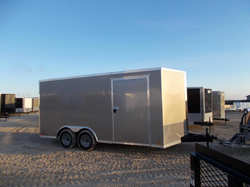 2020 Cross Trailers 8.5X16' HD Enclosed Trailer Enclosed Cargo Trailer