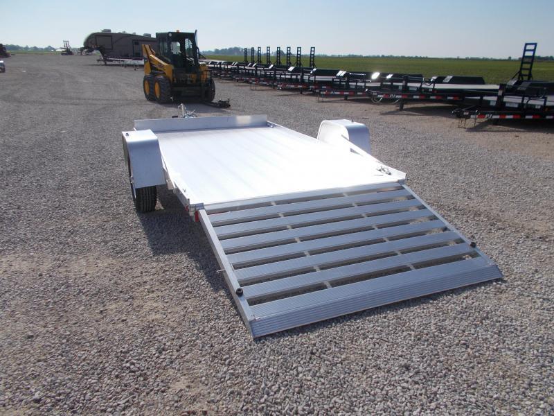 *NEW* 7210 Aluma 10' All Aluminum Utility Trailer