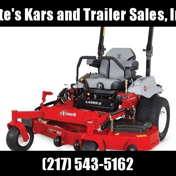 "LEFT OVER 2017 Exmark Lazer Z S-Series 60"" zero turn mower Lawn mower for sale"