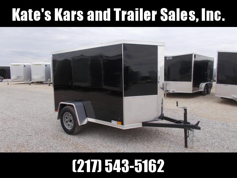 VERY NICE! Cross 5x8' Single axle Enclosed Cargo Trailer in Ashburn, VA