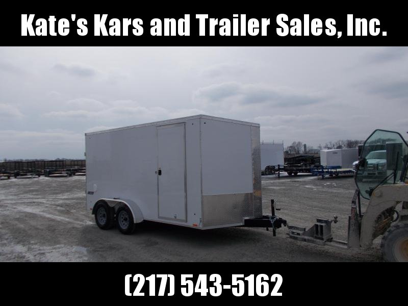 2020 Pace American 7X14' Extra Tall Enclosed Trailer Enclosed Cargo Trailer