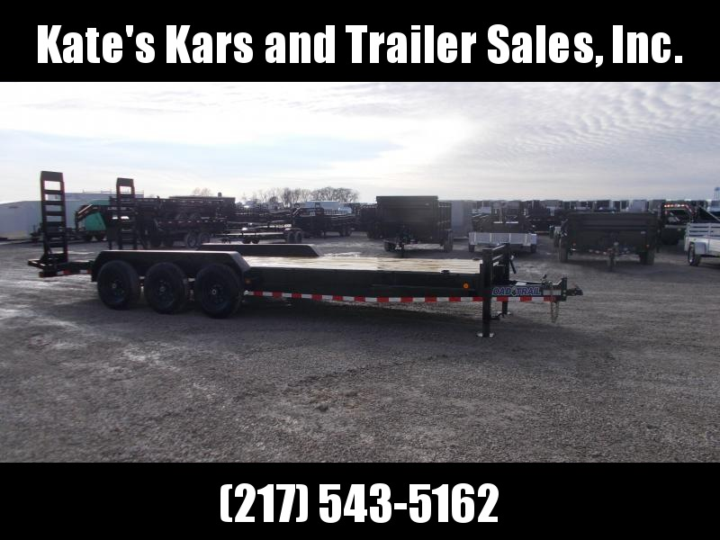2019 Load Trail 24' Equipment Trailer 21000 LB GVWR Flatbed Trailer