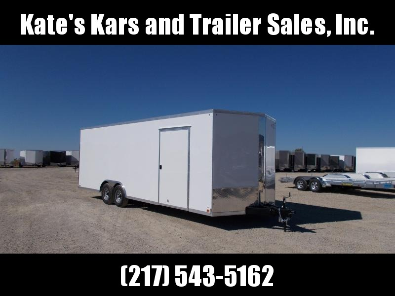 *NEW* Cross  8.5x24' Enclosed HD 9990 LB Cargo Trailer