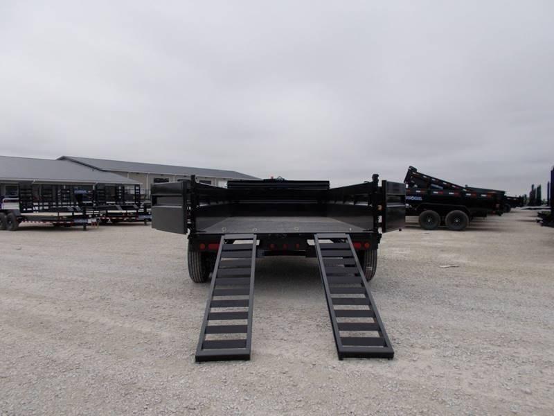 "*NEW* Load Trail 83""X14' Dump Trailer 14000 LB GVWR"