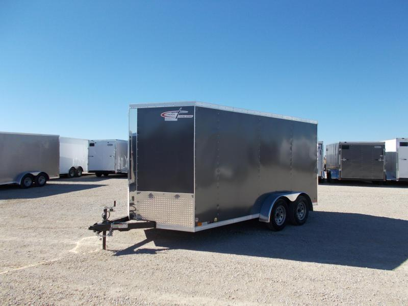 2019 Cross Trailers 7x14 cargo Extra Height Enclosed Trailer in Ashburn, VA