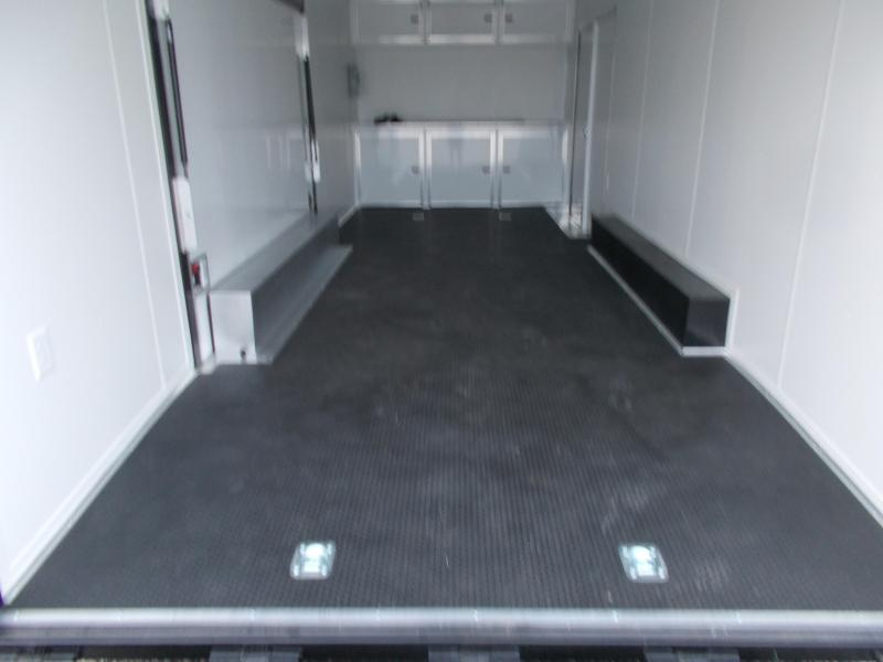 *NEW* Decked OUT Pace 8.5X24' Shadow Race Trailer Car / Racing Trailer Show Trailer