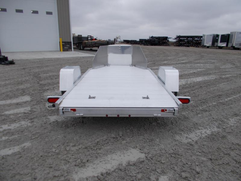 *NEW* Aluma TK1 ALUMINUM Trike Trailer Motorcycle Trailer