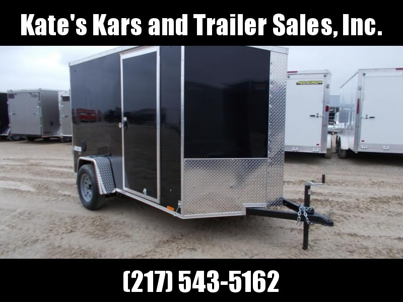 SHARP!! Pace 6X10' Cargo Trailer Screwless sides Enclosed