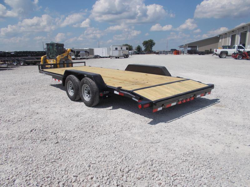 2020 Load Trail 83x20 9990gvwr car hauler style