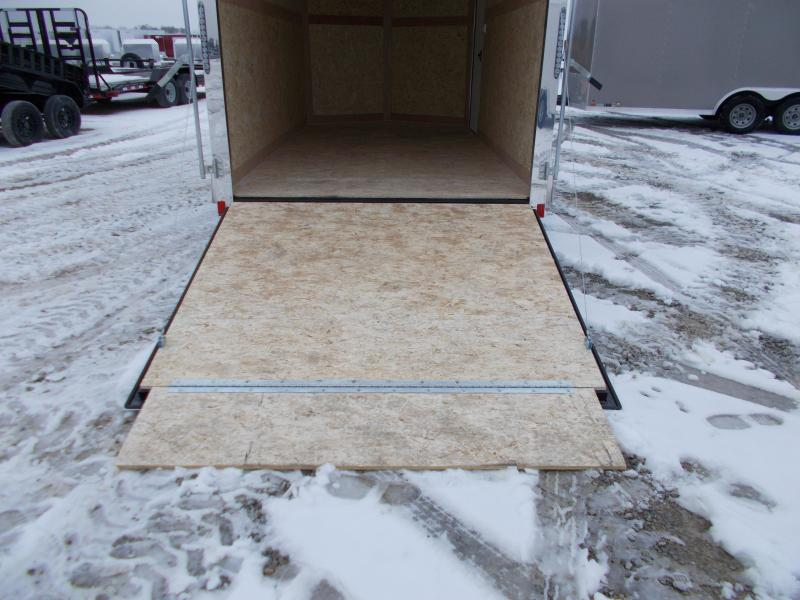 LEFT OVER !! 2019 Cross Trailers 7x14' Enclosed Cargo Trailer for sale