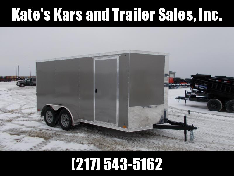 LEFT OVER !! 2019 Cross Trailers 7x14' Enclosed Cargo Trailer for sale in Ashburn, VA