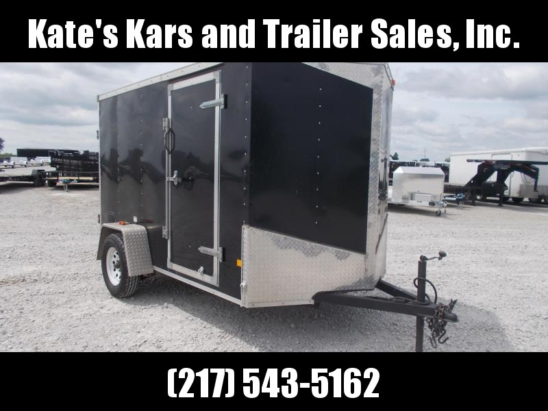 2012 Royal Cargo Trailers Used 6X10 Enclosed Trailer Enclosed Cargo Trailer