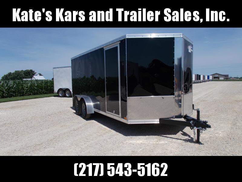 *NEW* Cross 7X16' Heavy Duty Enclosed Cargo Trailer for sale in Ashburn, VA