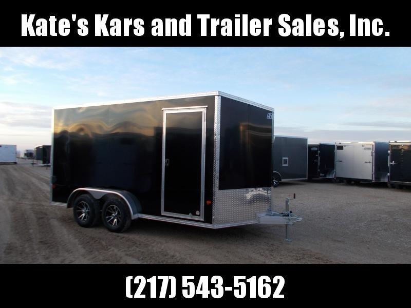 *NEW* Extra Tall 7.5X14' Aluminum Enclosed Trailer Cargo