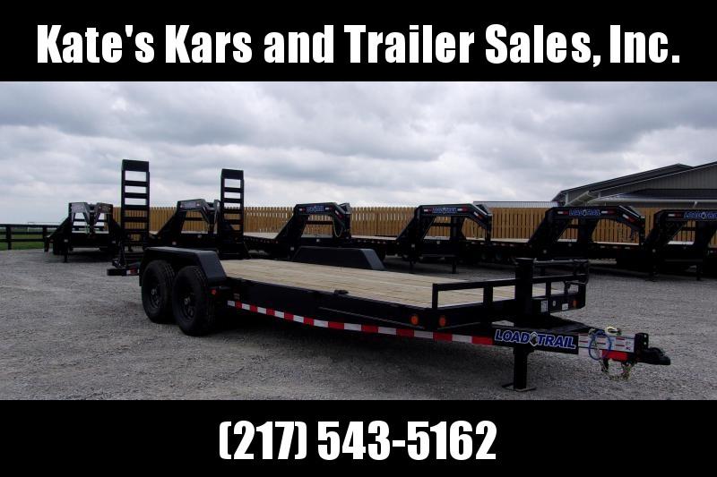 *NEW* 83X20' Flatbed 14K LB  Equipment Trailer Load Trail