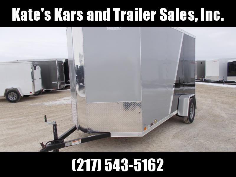 *NEW* Cross Trailers 6X12' HD Extra Tall Cargo Enclosed Cargo Trailer