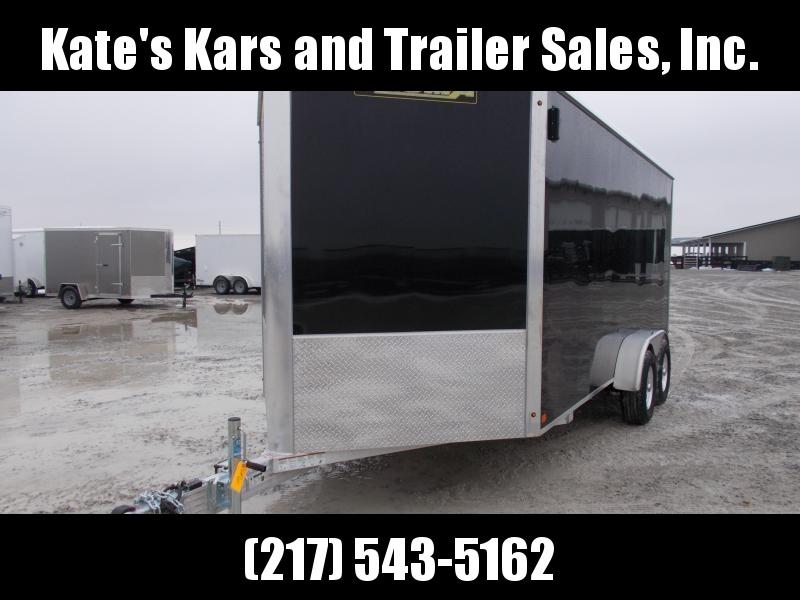 *NEW** Aluma 7X16' Extra Tall Aluminum Cargo Trailer Enclosed Cargo Trailer in Ashburn, VA