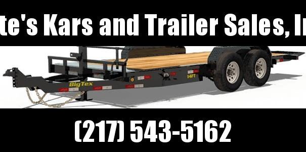 2014 Big Tex Trailers 14TL-22 Equipment Trailer