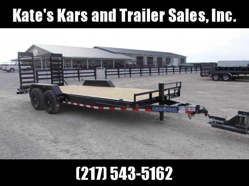*NEW* LOAD Trail 83X20' Equipment Trailer 14K LB GVWR