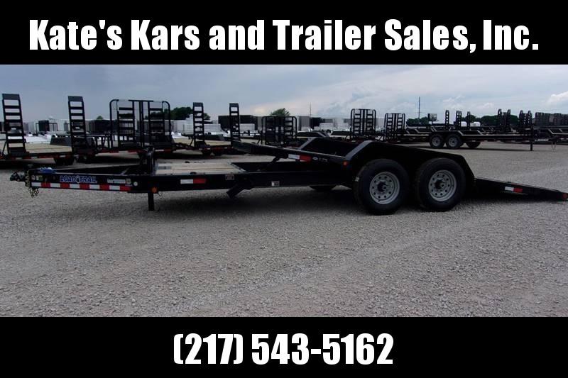 *NEW* Load Trail 20' Tilt Trailer 14000 LB GVWR Equipment Flatbed