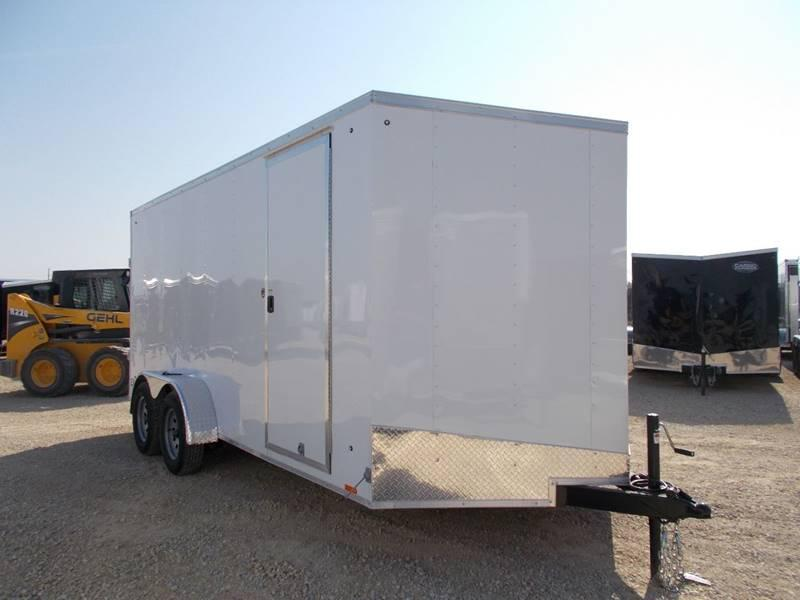 "*NEW* Cargo Express 7X16' 6"" Height Enclosed Trailer"