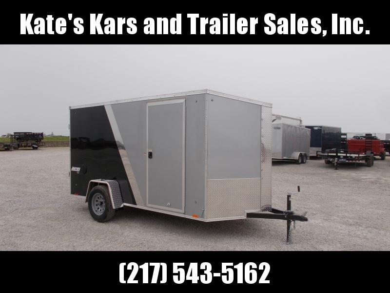2020 Pace American 6X12 2 Tone Cargo Trailer Enclosed Cargo Trailer