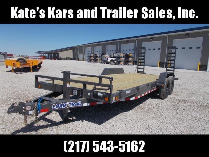 2019 Load Trail 83x22' Equipment Trailer 14K LB Flatbed Trailer in Ashburn, VA