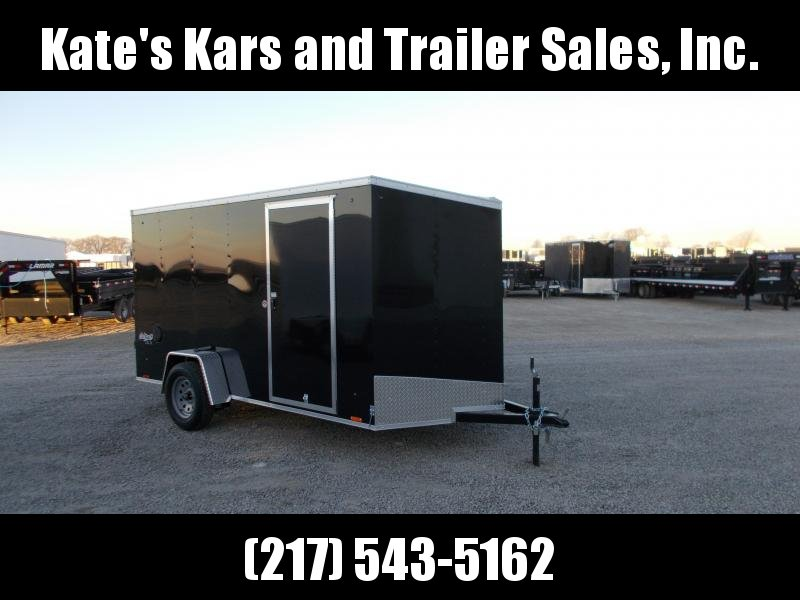 *NEW* Pace American 6X12' Enclosed Cargo Box Trailer