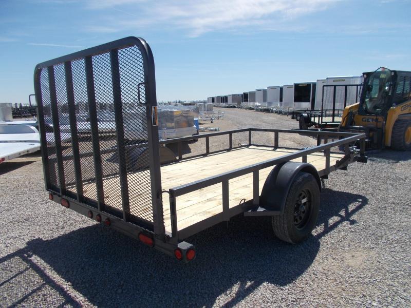 *NEW** Load Trail 77X12' TubeTop ATV UTV Utility Trailer