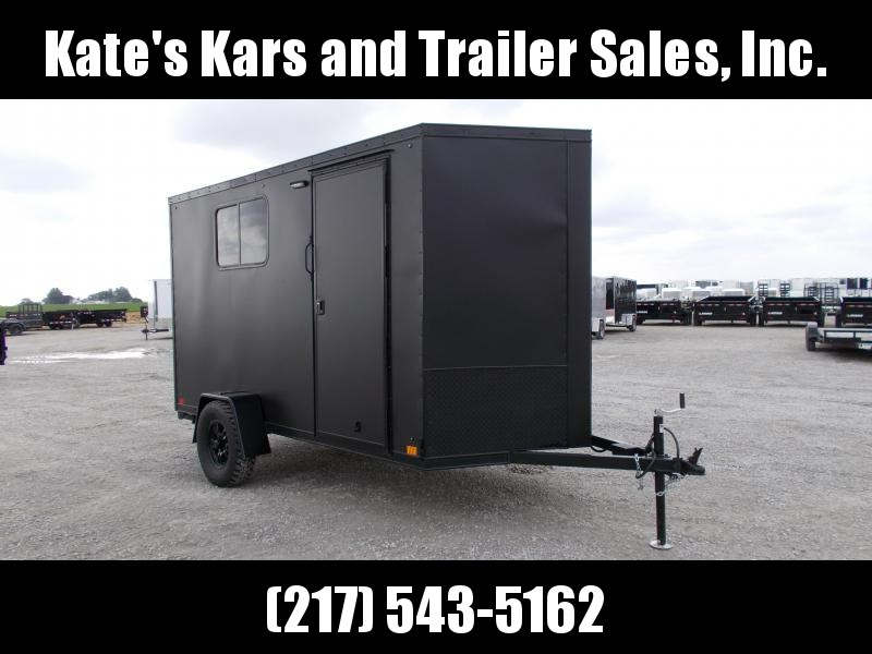 *NEW*Cross 6X12' Offroad Trailer with bed Enclosed Cargo camper in Ashburn, VA