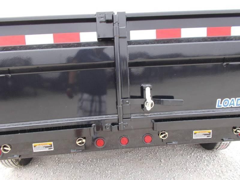 *NEW* Load Trail 14' Dump Trailer 14K LB