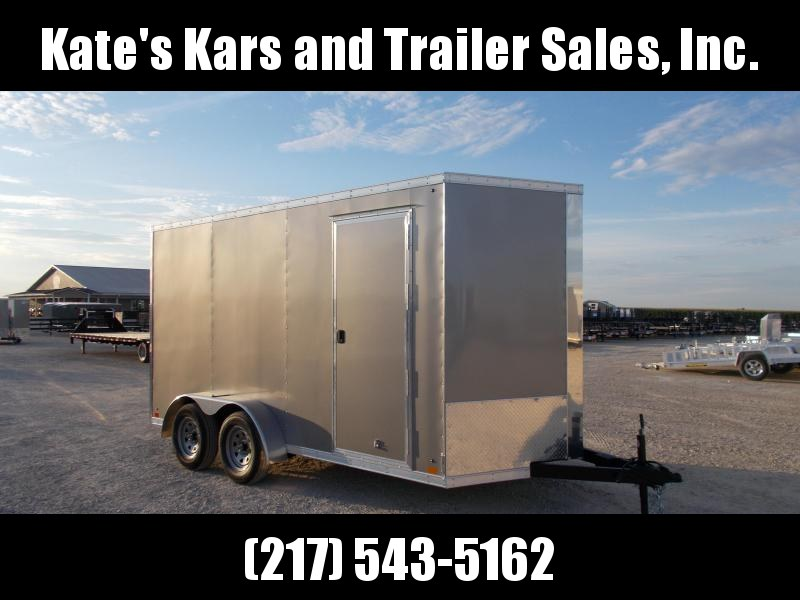 *NEW* Cross 7X14' HD Extra Tall Enclosed Cargo Trailer
