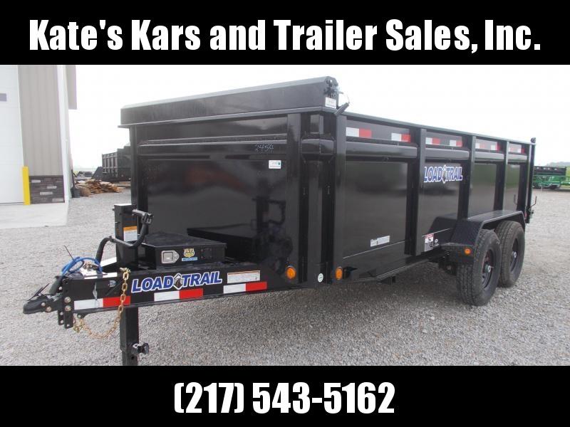2019 Load Trail 83X16 14K Dump Trailer