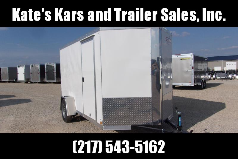 NEW Cross 6X12 Heavy Duty Enclosed Cargo Trailer in Ashburn, VA