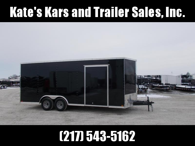*NEW* Cross 8.5X20' Heavy Duty enclosed cargo trailer