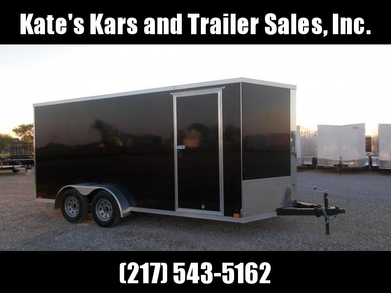 2020 Cross Trailers 7X16 Extra Tall HD Enclosed Cargo Trailer