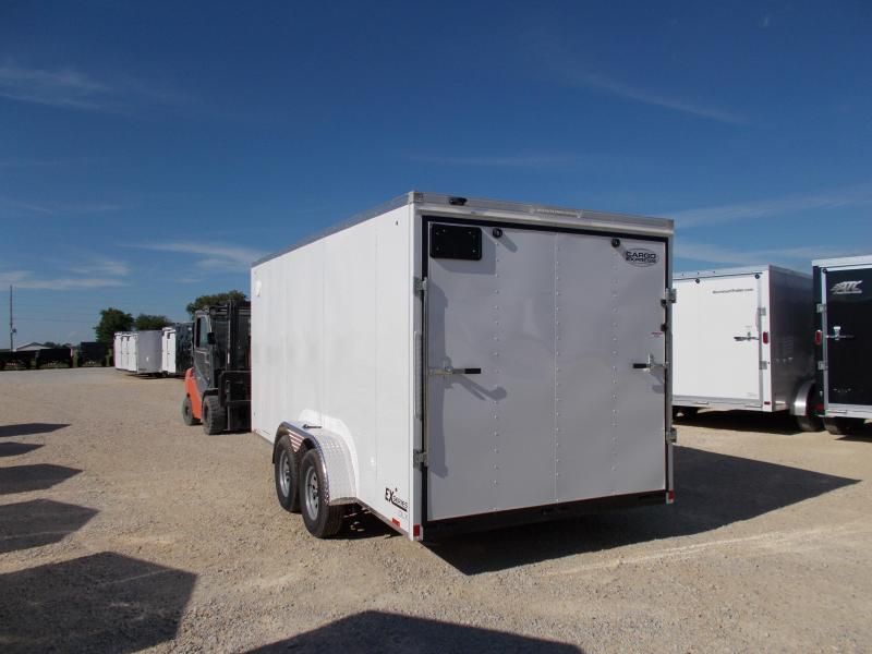 *NEW* 7X16' Extra Tall Enclosed Cargo Trailer 78 Inch Interior TUBE WALLS