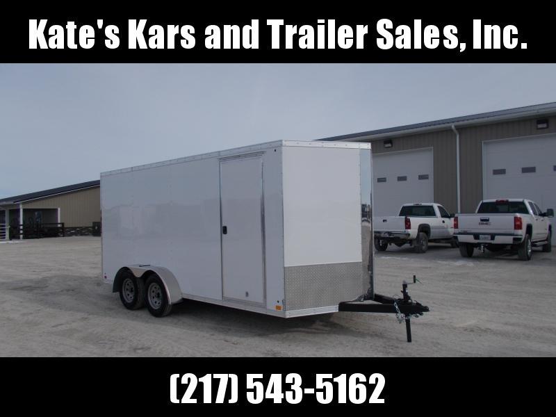 *NEW* Cross 7X16' Extra Tall Heavy Duty Enclosed Cargo Trailer in Ashburn, VA