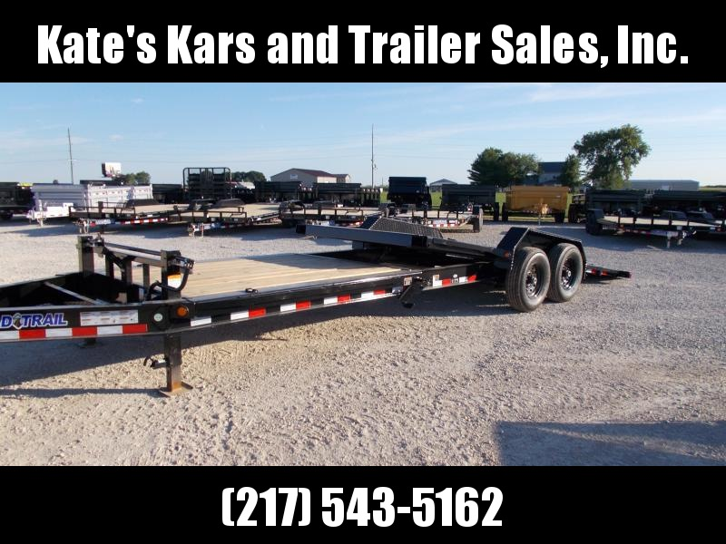 *NEW*  Load Trail 83x24' Tiltbed Implement Equipment Trailer