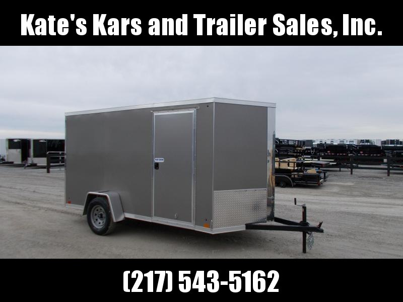 "2020 Cross Trailers 6X12' HD 16"" On Center Trailer Enclosed Cargo Trailer"