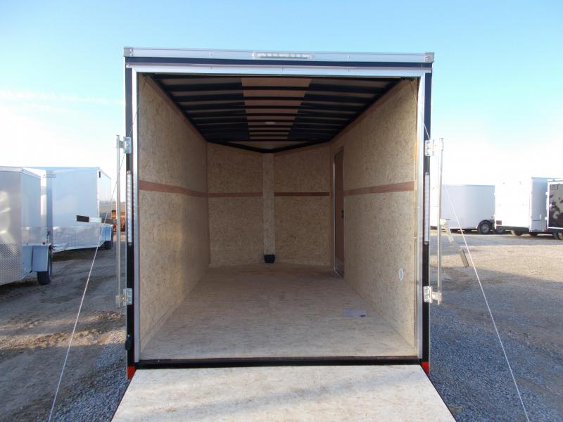 *NEW* Pace 7X14' Extra Tall Screwless Sides Enclosed Cargo Trailer