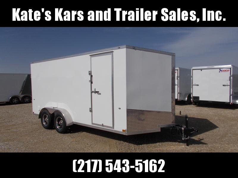 *NEW*** Formula 7X16' Extra Tall Cargo Trailer Enclosed for sale