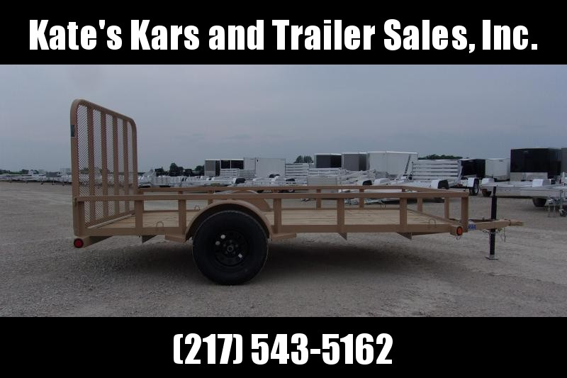 *NEW* Load Trail 77X12' Utility Trailer TubeTop