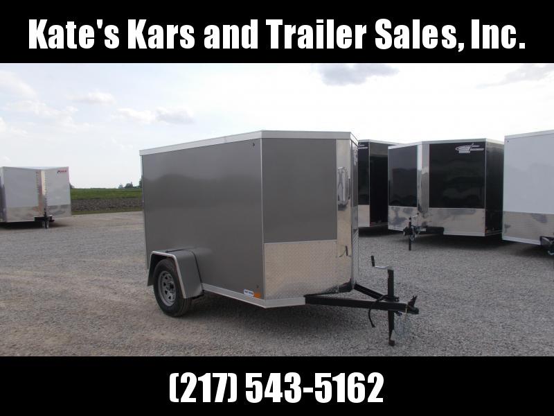 2020 Cross Trailers 5x8 Enclosed cargo Trailer Enclosed Cargo Trailer