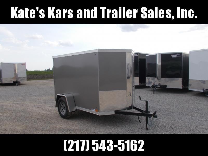 SCREWLESS!! Cross  5x8' Enclosed cargo Trailer w/ ramp in Ashburn, VA