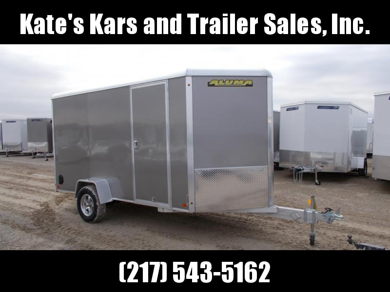 *NEW* Aluma 6X12' Extra Tall Aluminum Cargo Trailer AE612R in Ashburn, VA