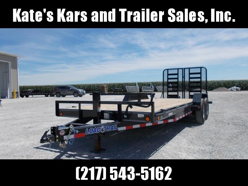 *NEW* Load Trail 22' Equipment Trailer 14K LB GVWR